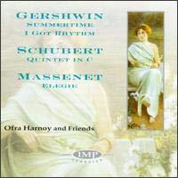Gershwin/Schubert/Massenet;