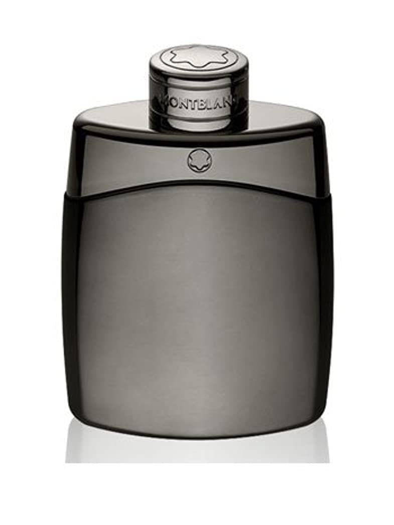 協力台風技術的なMont Blanc Legend Intense (モンブラン レジェンド インテンス) 3.3 oz (100ml) EDT Spray for Men
