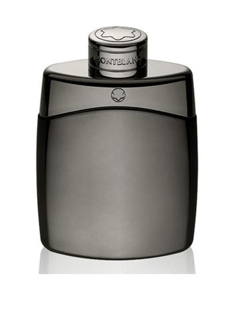 分類するみなす店主Mont Blanc Legend Intense (モンブラン レジェンド インテンス) 3.3 oz (100ml) EDT Spray for Men