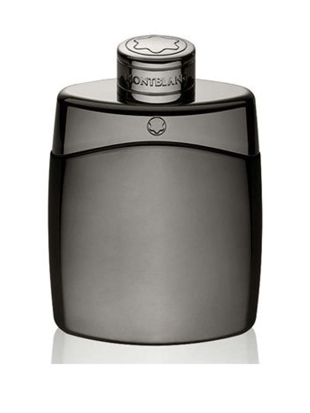 十億アニメーションファンMont Blanc Legend Intense (モンブラン レジェンド インテンス) 3.3 oz (100ml) EDT Spray for Men