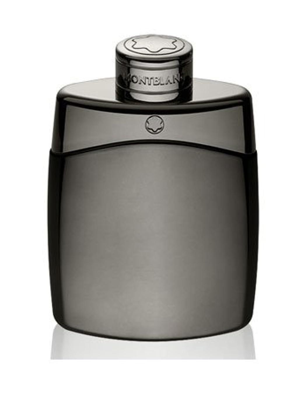 倫理的残酷砂利Mont Blanc Legend Intense (モンブラン レジェンド インテンス) 3.3 oz (100ml) EDT Spray for Men