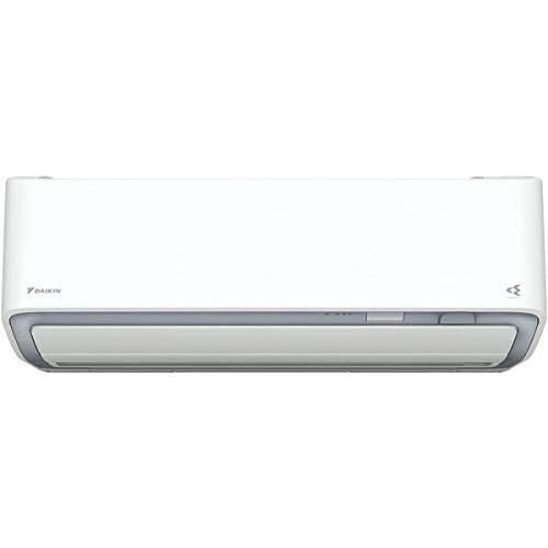 標準設置工事セット DAIKIN S56WTRXP-W ホワイト うるさら7 RXシリーズ [エアコン(主に18畳用・200V対応)]