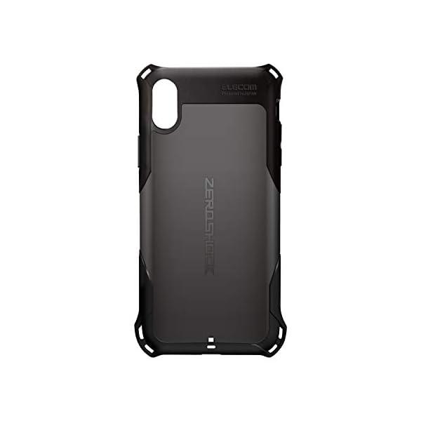 エレコム iPhone Xs ケース 衝撃吸収 ...の商品画像