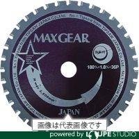 チップソージャパン マックスギア鉄鋼用160 MG160