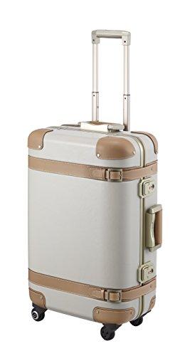 [プロテカ] Proteca 日本製スーツケース ジーニオセンチュリー 60L 3年保証付き 00512 11 (プラチナムベージュ)