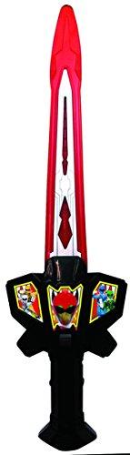 動物戦隊ジュウオウジャー 光る!サウンドバスター剣