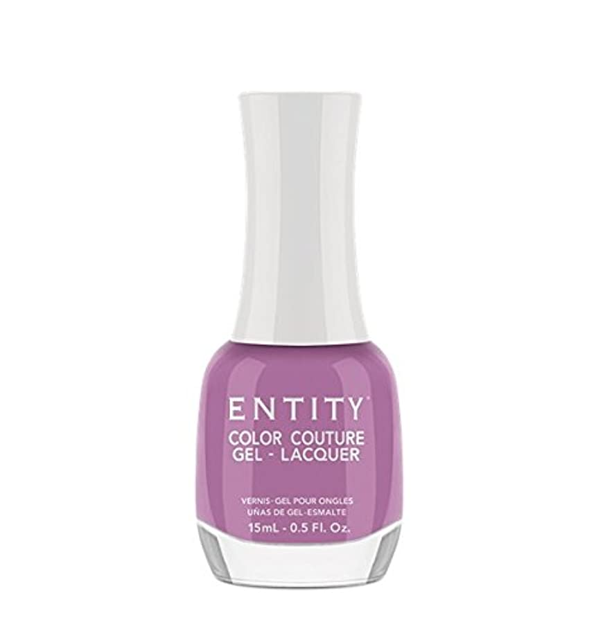 時間症候群誇りに思うEntity Color Couture Gel-Lacquer - Kickin' Curves - 15 ml/0.5 oz