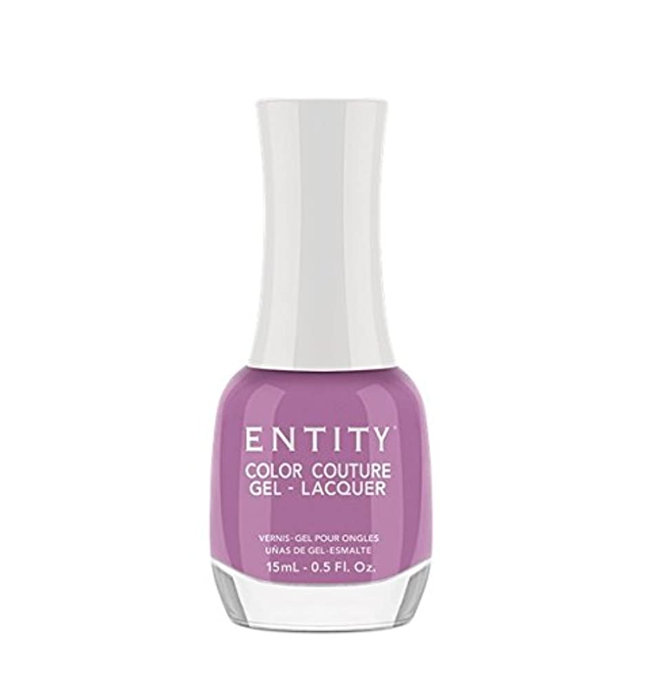 びっくりした怠なアルコーブEntity Color Couture Gel-Lacquer - Kickin' Curves - 15 ml/0.5 oz