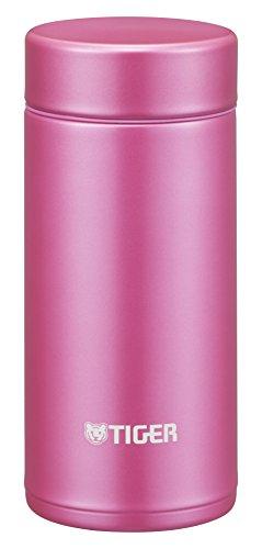 タイガー 水筒 200ml 直飲み ステンレス ミニ ボトル なめらか 飲み口 サハラ マグ 軽量 夢重力 パウダー ピンク MMP-J020-PP Tiger