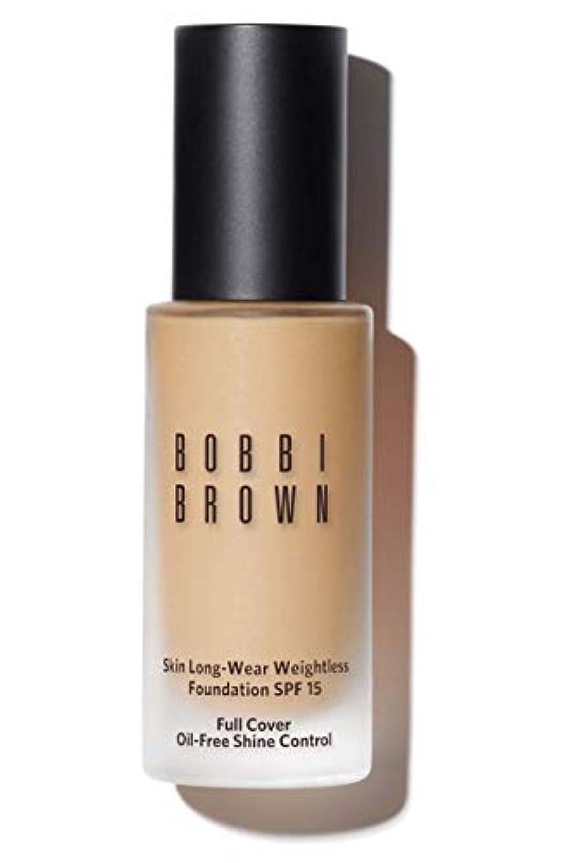 夜明け継承建築家ボビイ ブラウン Skin Long Wear Weightless Foundation SPF 15 - # Cool Ivory 30ml/1oz並行輸入品