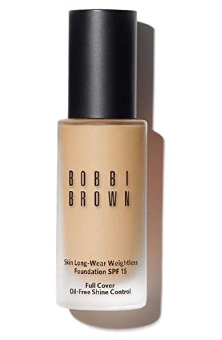 著作権準備した土砂降りボビイ ブラウン Skin Long Wear Weightless Foundation SPF 15 - # Cool Ivory 30ml/1oz並行輸入品