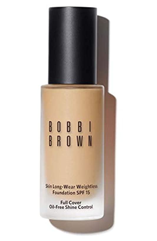 鰐空虚グリルボビイ ブラウン Skin Long Wear Weightless Foundation SPF 15 - # Cool Ivory 30ml/1oz並行輸入品