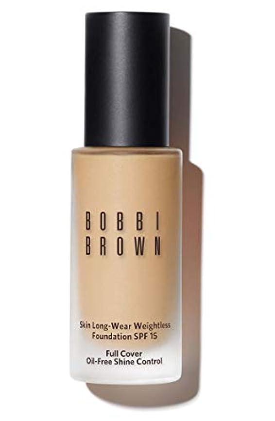 踏み台頑固な意識的ボビイ ブラウン Skin Long Wear Weightless Foundation SPF 15 - # Cool Ivory 30ml/1oz並行輸入品