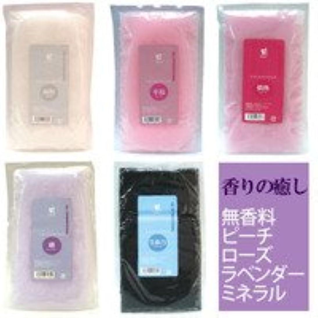 速記消化器高めるパラフィンパック 【トリートメントパック】 450g (情熱(ローズ))
