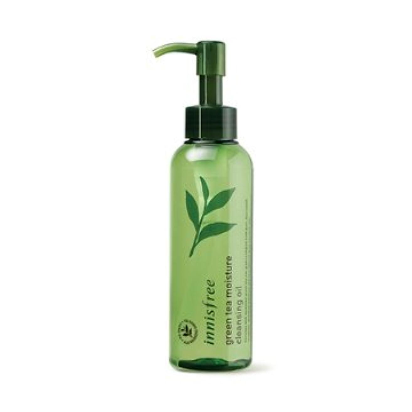 軍隊効果的に有限【イニスフリー】Innisfree green tea moisture cleansing oil - 150ml (韓国直送品) (SHOPPINGINSTAGRAM)