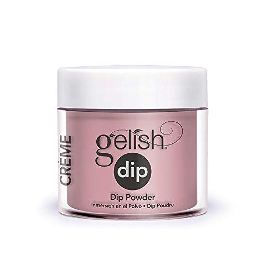 追うティッシュゴミ箱を空にするHarmony Gelish - Acrylic Dip Powder - Exhale - 23g / 0.8oz
