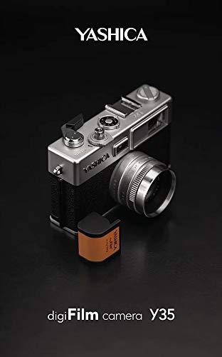 YASHICA digiFilm Camera Y35 digiFilm5本セット
