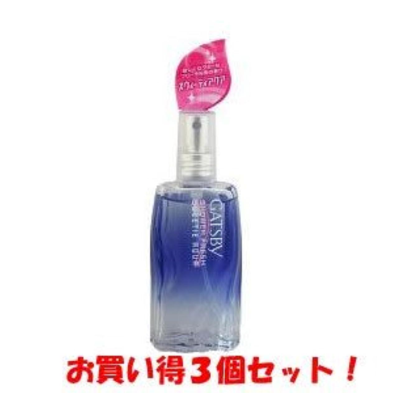 溝ソーダ水合法ギャツビー【GATSBY】シャワーフレッシュ スウィーティアクア 60ml(お買い得3個セット)