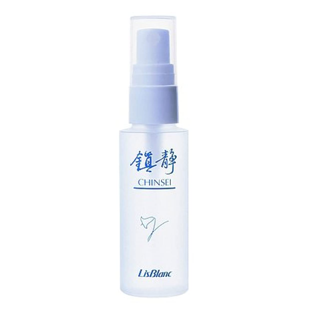 熟した先見の明繊毛リスブラン しずかスプレー 50mL フェイス&ボディ用化粧水