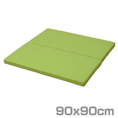 山善(YAMAZEN) プレイマット 90×90cm 正方形...