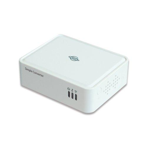 [Amazon.co.jp限定] PLANEX 手のひらサイズ 150Mbps 無線LANコンバータ(子機)FFP-PKC01 [フラストレーションフリーパッケージ(FFP)] / プラネックス