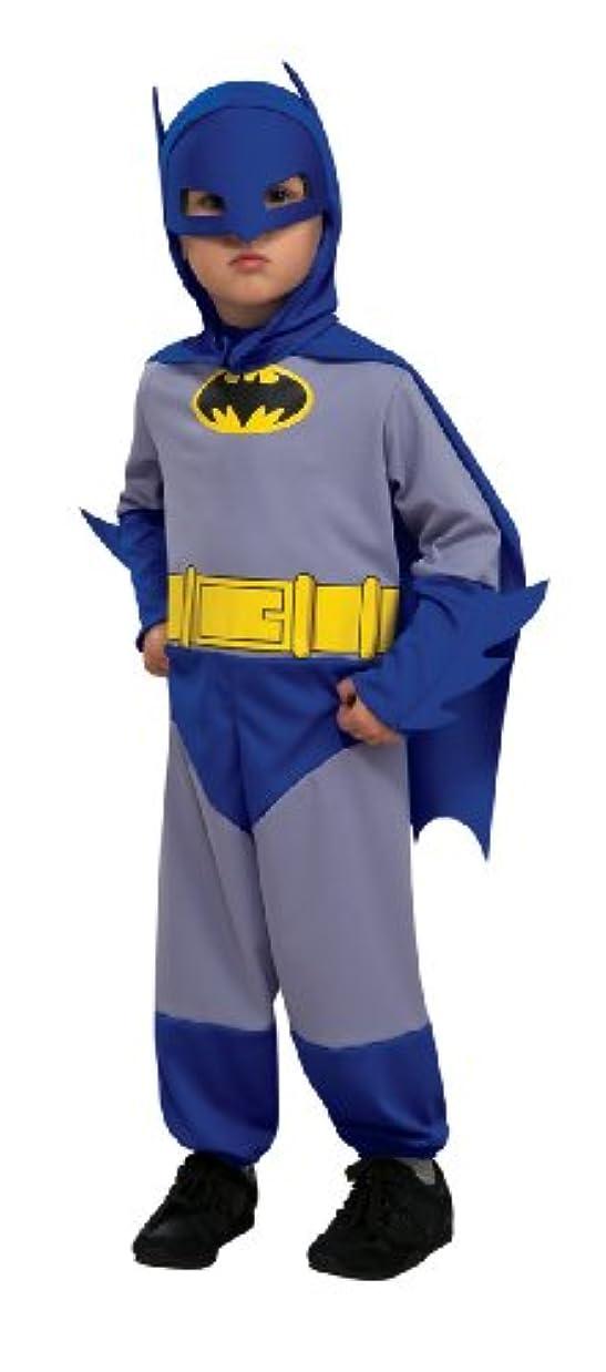 相対サイズズーム代わりに「バットマン - Brave & Bold」 バットマン ベビー&トドラー用 コスチューム/Batman Brave & Bold Batman Infant サイズ:6-12 Months