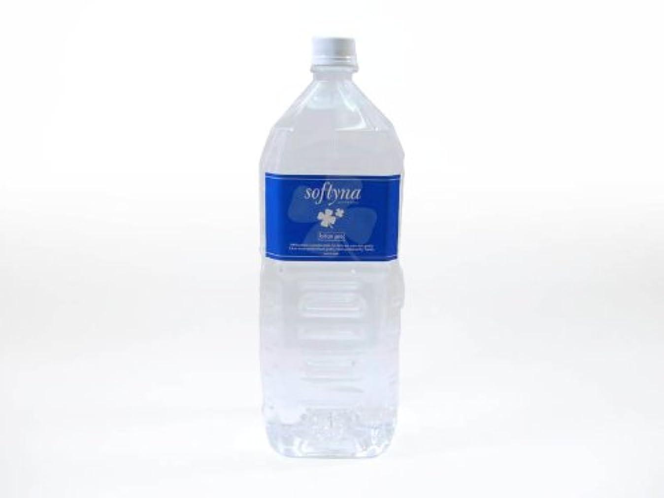 スロベニアはげ間に合わせ業務用 ソフティナローション 2L 潤滑剤