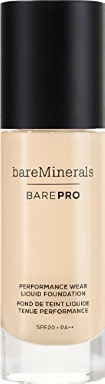 危険スピンカメベアミネラル BarePro Performance Wear Liquid Foundation SPF20 - # 01 Fair 30ml/1oz並行輸入品
