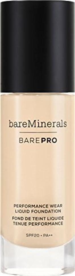 プロジェクターキャラクター息子ベアミネラル BarePro Performance Wear Liquid Foundation SPF20 - # 01 Fair 30ml/1oz並行輸入品