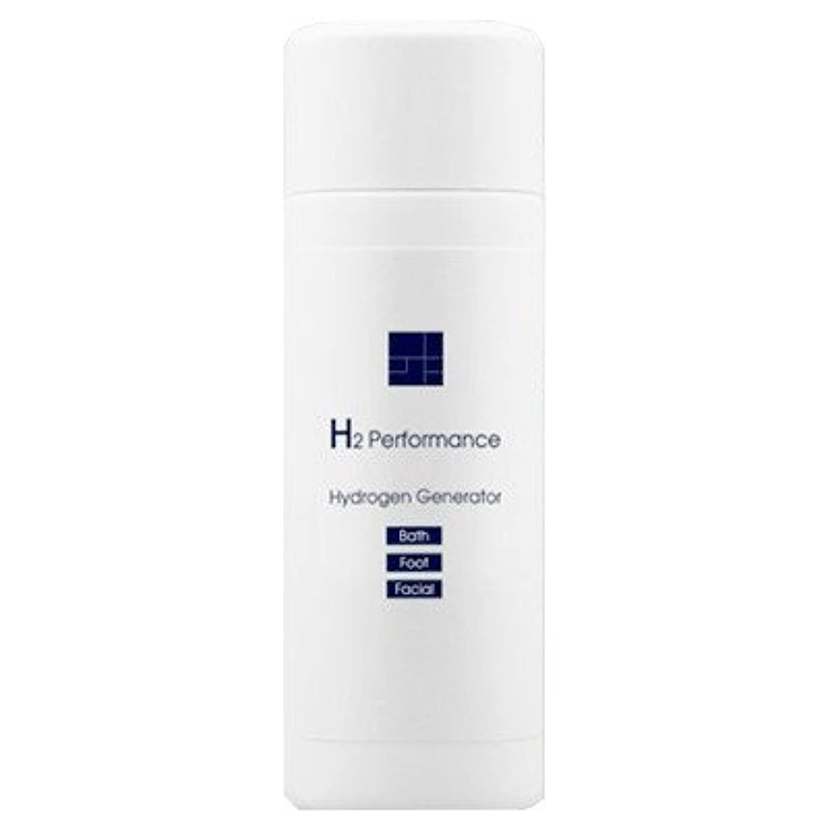 バンドルアンビエントくるくるH2パフォーマンス ハイドロジェンジェネレイター 【Hydrogen Generator】 高濃度水素入浴剤 200g