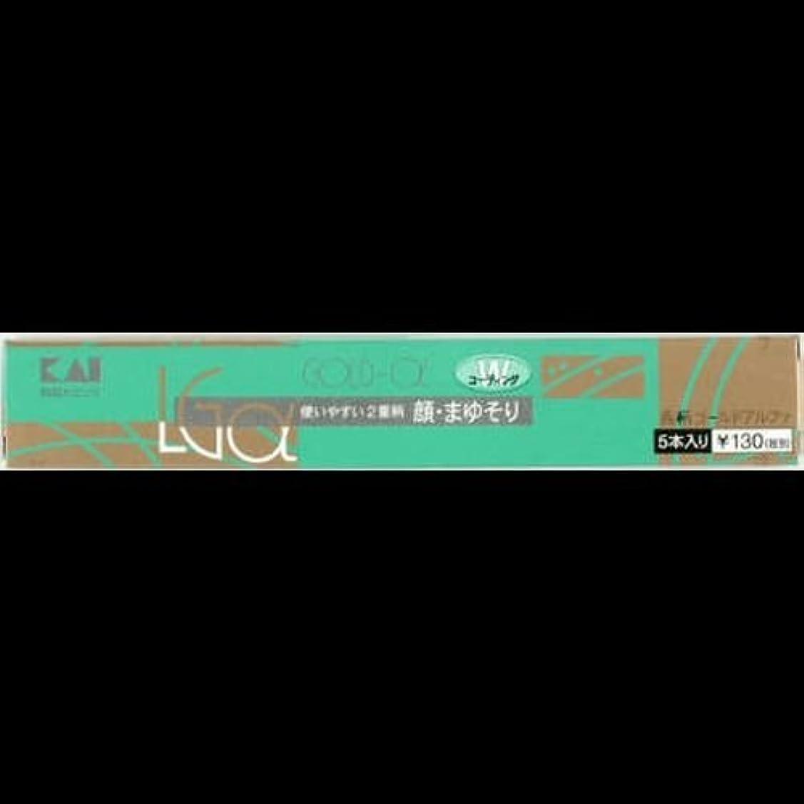 優しさエコー天国【まとめ買い】長柄カミソリ ゴールドアルファー LGα-5H1 ×2セット
