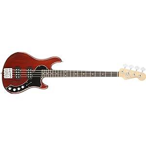 Fender フェンダー エレキベース AM ELITE DIM BAS IV HH RW CAY