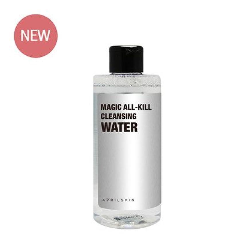 タイプ申請者土砂降り[APRILSKIN] マジックオール - キールクレンジングウォーター / MAGIC ALL-KILL CLEANSING WATER 250ml [並行輸入品]