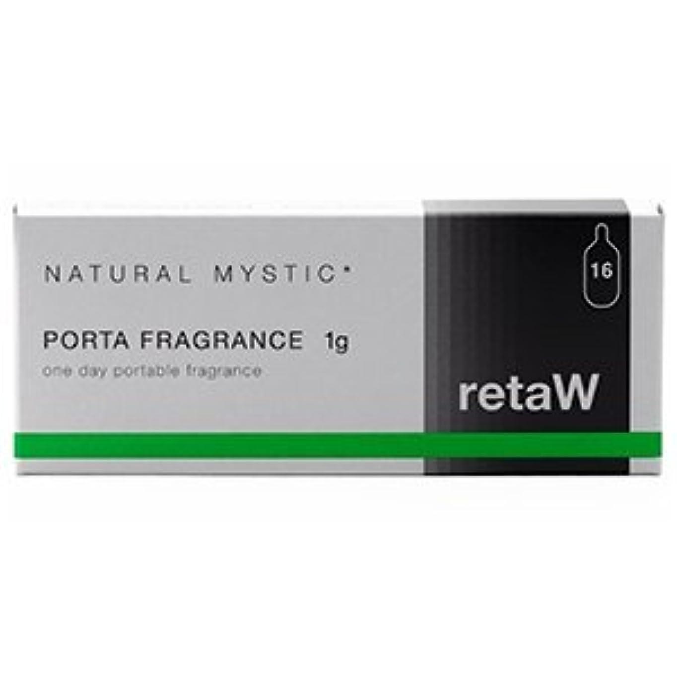 一般的なバング冊子【retaW】ポータフレグランス NATURAL MYSTIC*