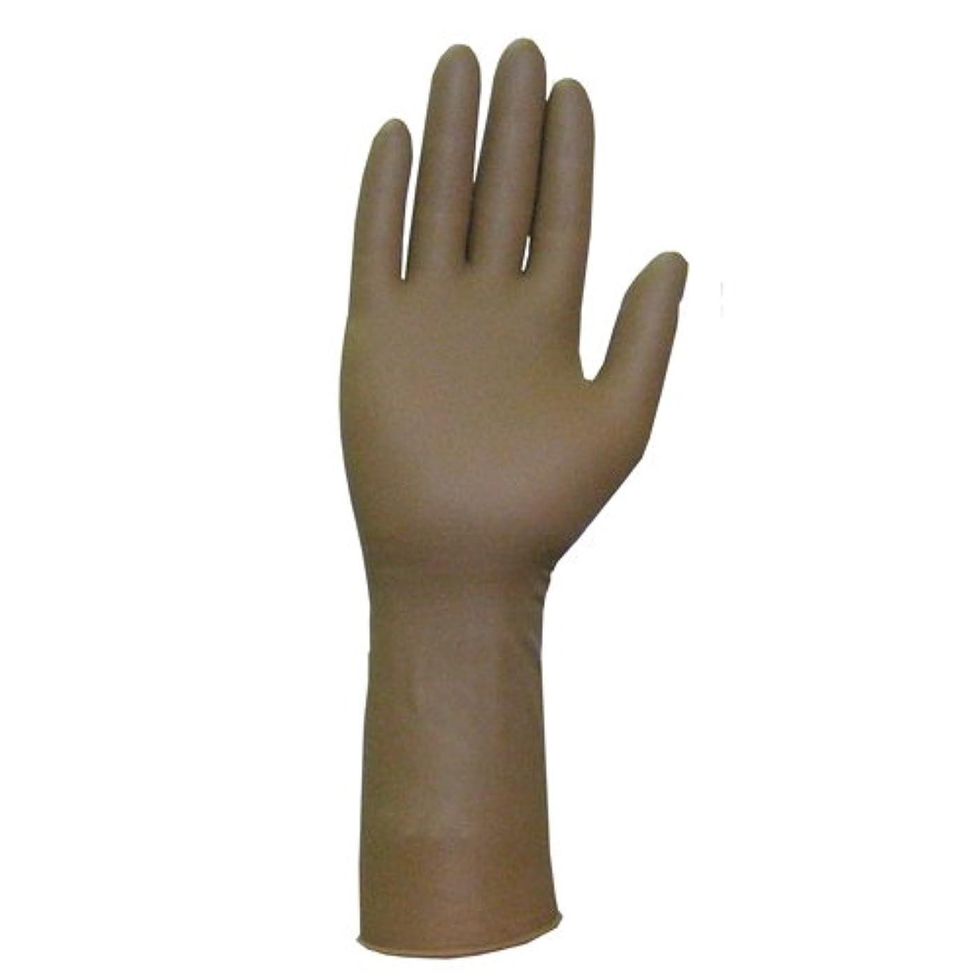 もっともらしい化学症候群ロングラテックス手袋(M)1000枚