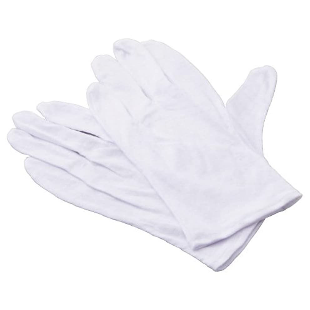 方法むしゃむしゃオーナメントマイスコメリヤス手袋 MY-7120N 短(M)サイズ(全長):220mm