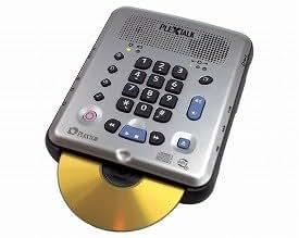 視覚障害者用ポータブルレコーダー プレクストーク 録音再生機/ PTR2