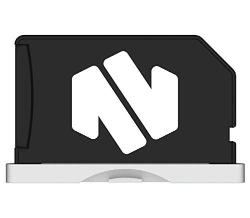 Nifty 【MacBook Pro Retina 13 インチ用 】 SDカードスロット対応 ストレージ拡張メモリーカード 最大200GB対応 シルバー MiniDrive Retina 13