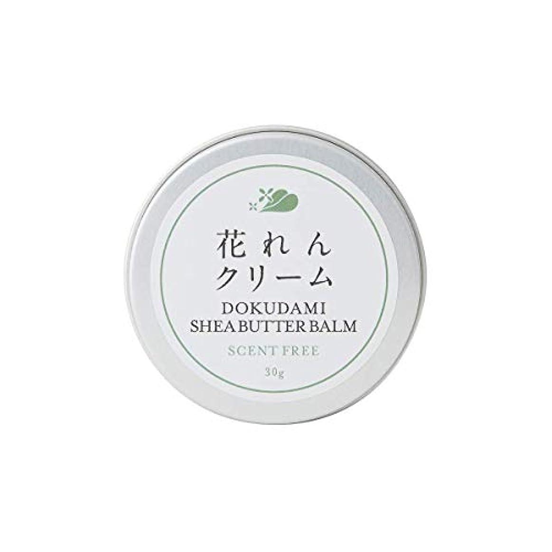 ヤングカウント電気のどくだみシアバタークリーム(ハードタイプ?無香料) 30g