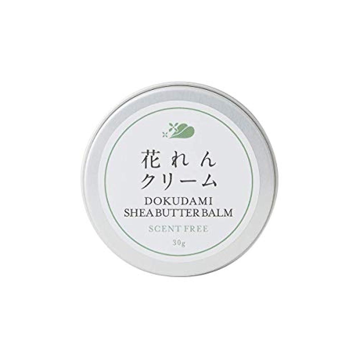 叙情的なタイマー北米どくだみシアバタークリーム(ハードタイプ?無香料) 30g