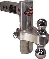 調節可能なアルミニウムHitch ( Trimax )
