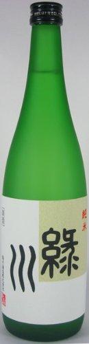緑川酒造 純米 緑川 720ml 新潟の日本酒
