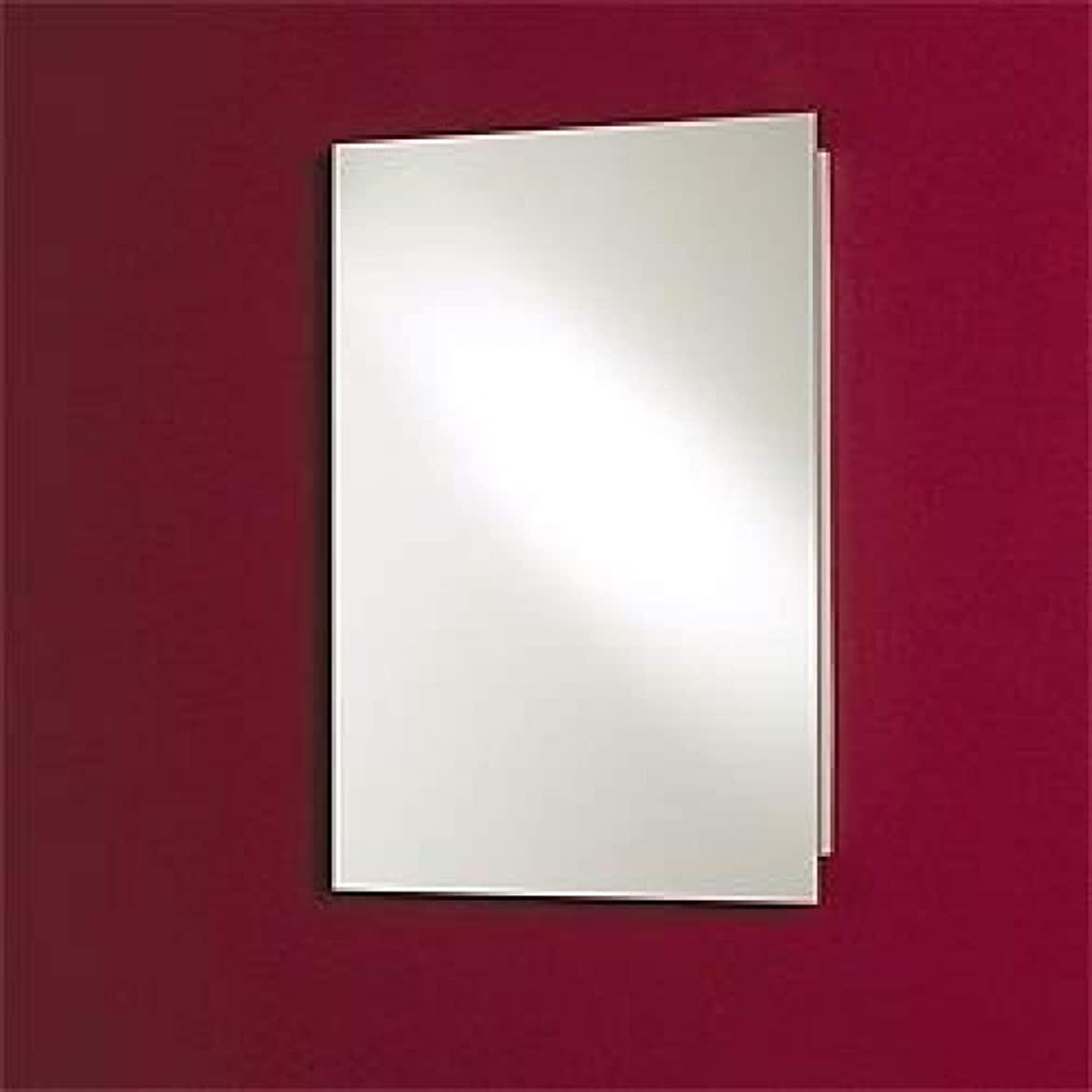 Jensen Medicine Cabinet with Polishedミラー 16-Inch by 36-Inch 835P34X 1
