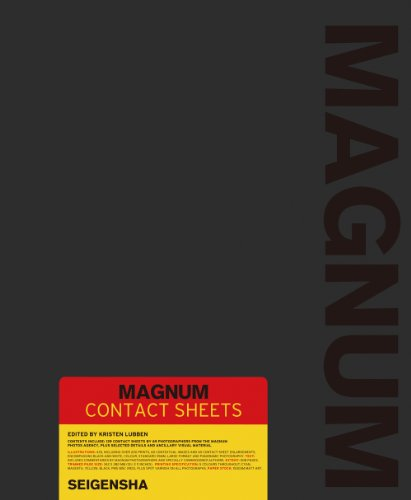 MAGNUM CONTACT SHEETS(マグナム・コンタクトシート) 写真家の眼—フィルムに残された生の痕跡