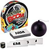 Tick Tock Boom - The Explosively Fun Ticking Bomb Word Game 2-12 Players 8+