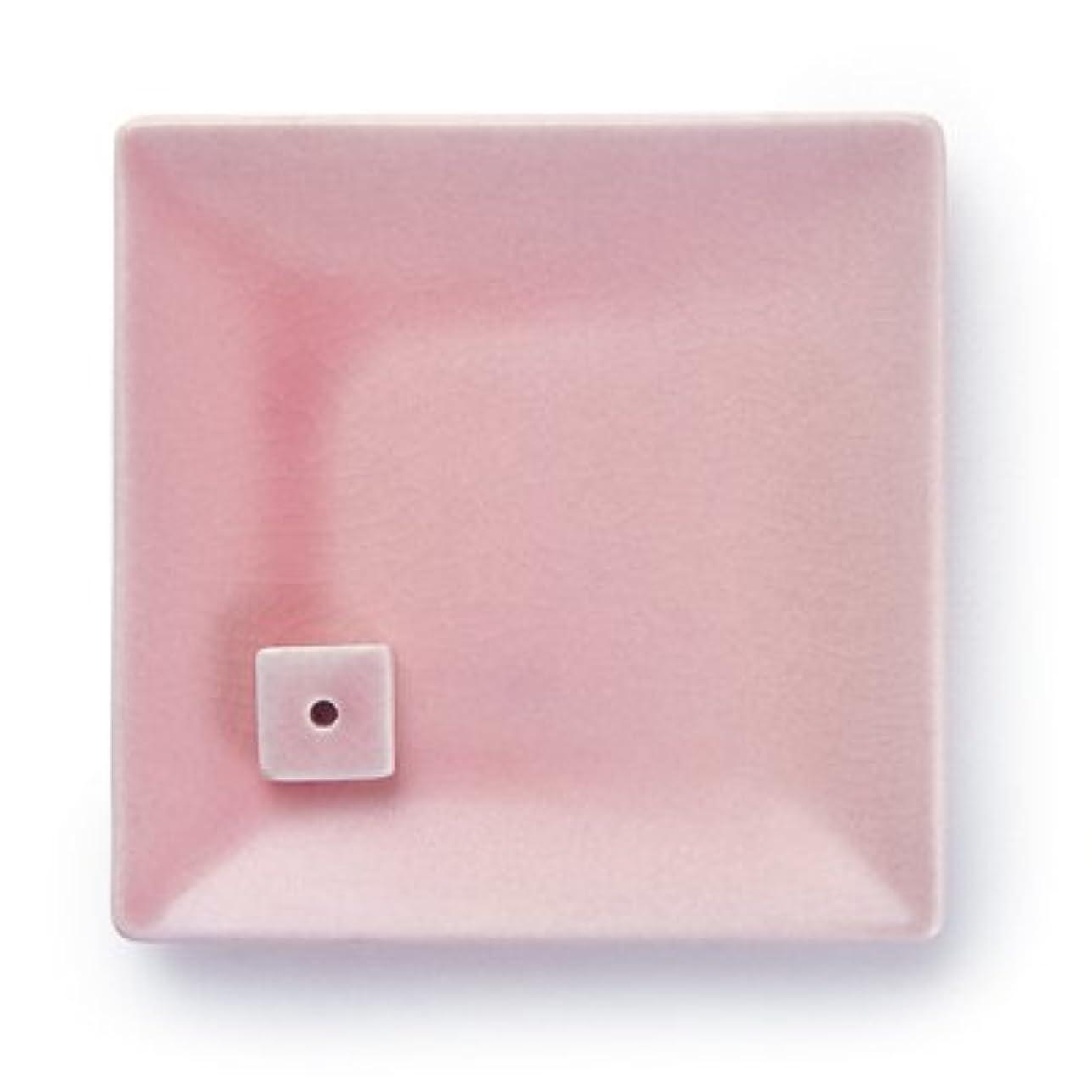 ラメスーツケース糞NATURE&ART 陶器香皿pink