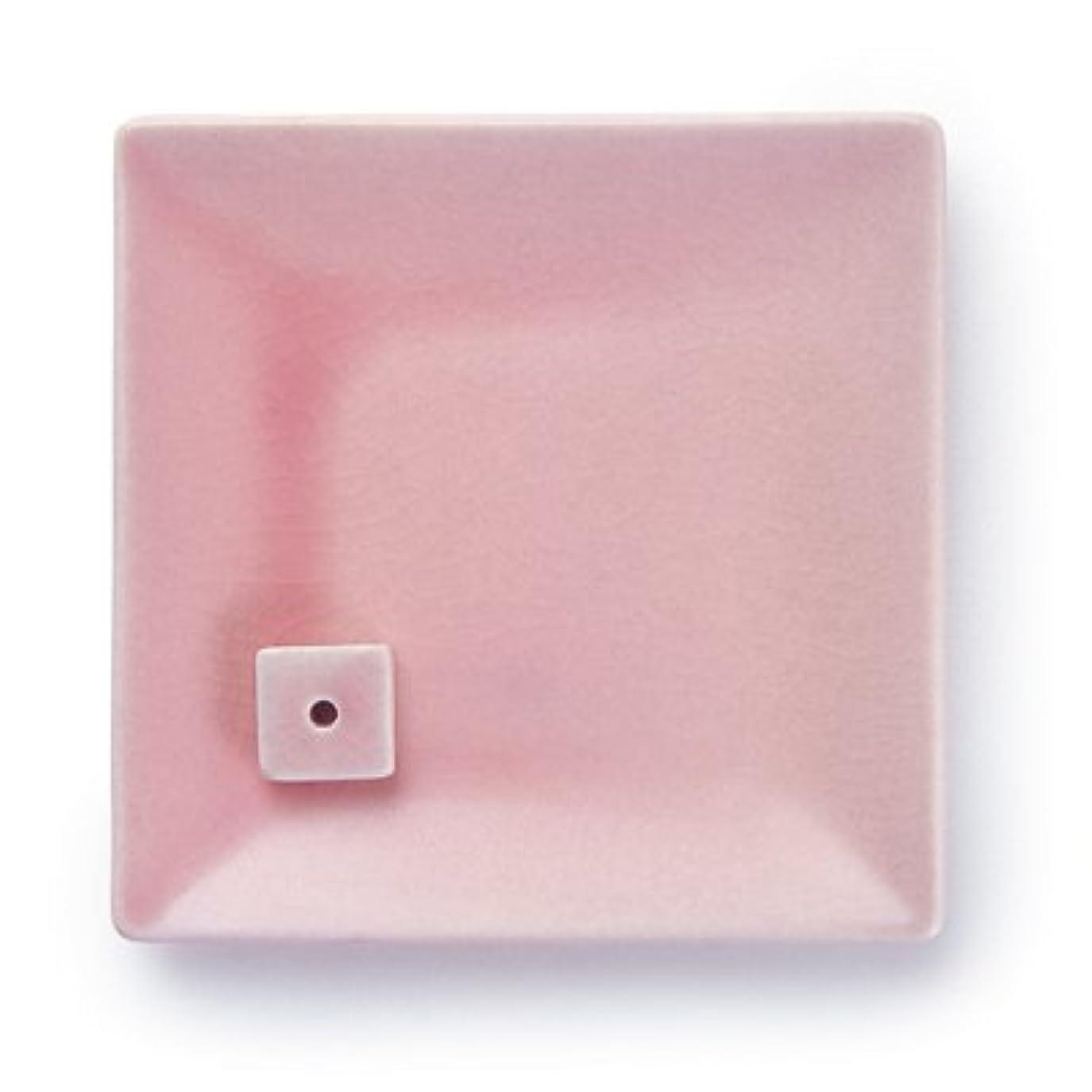 遵守する昆虫大理石NATURE&ART 陶器香皿pink