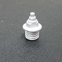 超軽量スパイクピン(XmasTree型) シルバー 5mm