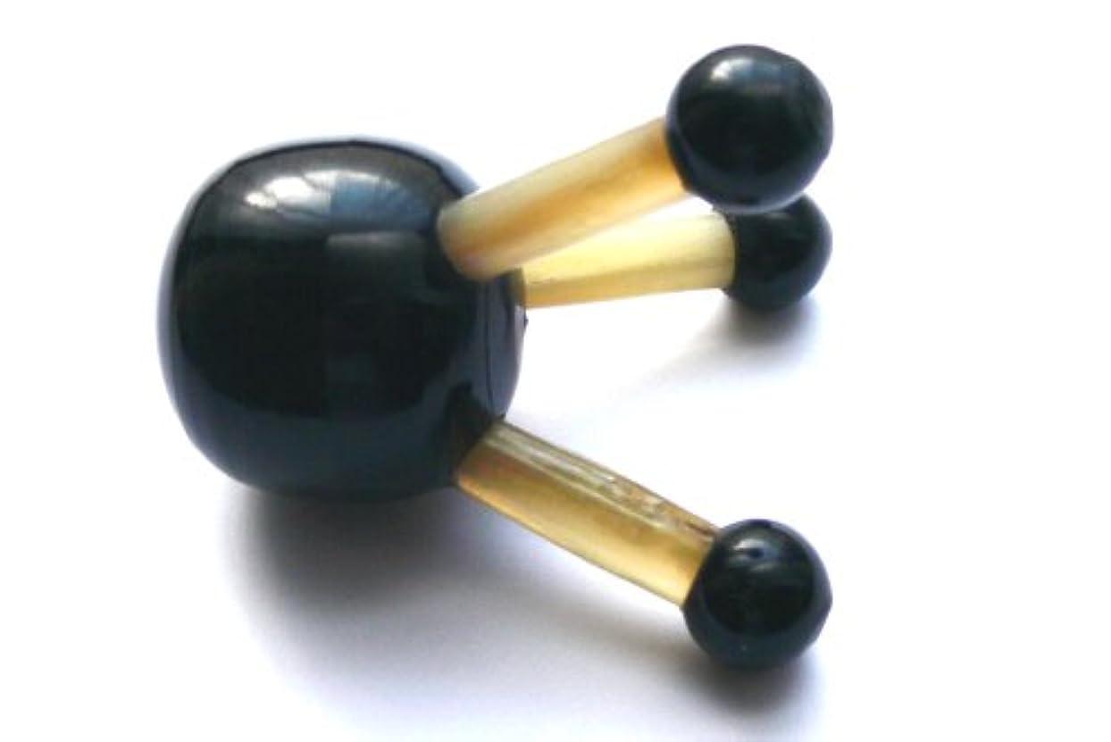 の量タップなのでツボ押し、マッサージャー、水牛角マッサージ棒?ツボ押し