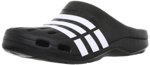 [アディダス] adidas Duramo Clog G62033 G62033 (コアブラック/ホワイト/ホワイト/28.5)